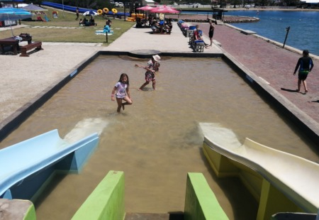 Waterpark Kids Playground Jeffreys Bay